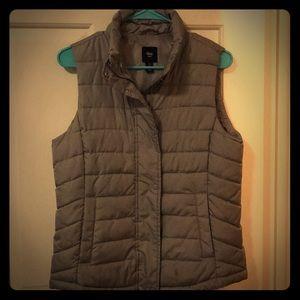Woman's small Grey GAP Vest